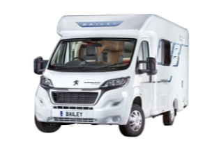 Bailey Advance 365 Motorhome Hire